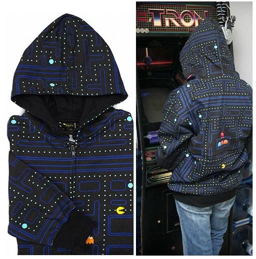 Pac man hoodie