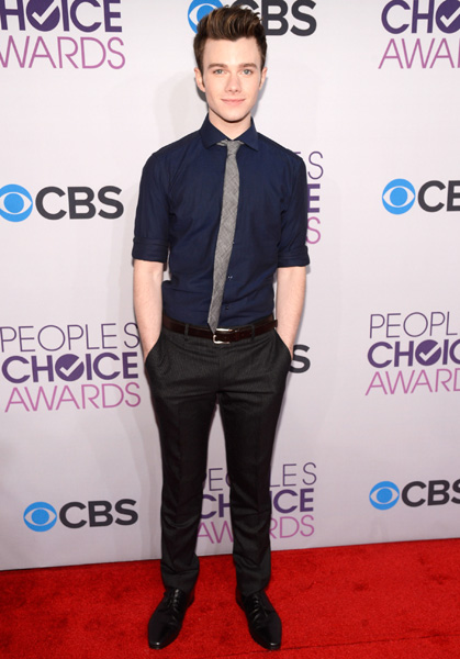 Chris Colfer people's choice