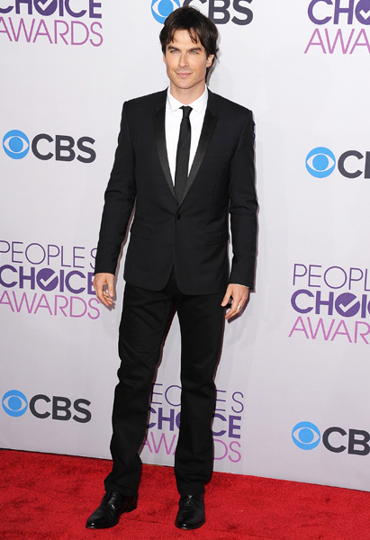 Ian Somerhalder  people's Choice