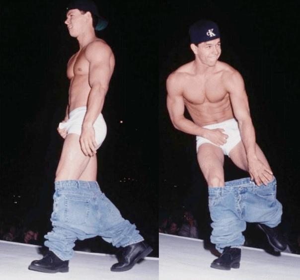 Mark Wahlberg CK 1