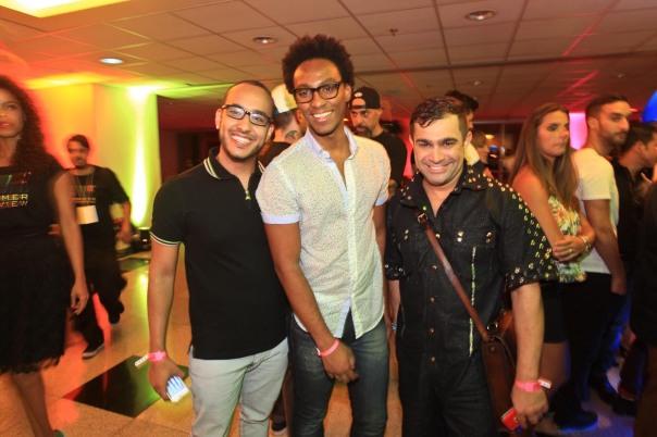Eduardo Lima _ Alberto Pereira Jr e Evandro Santo